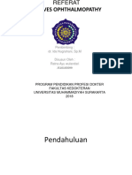 Ppt Graves Ophthalmopathy