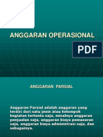 Anggaran Perusahaan Akuntansi Materi 3