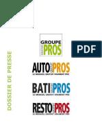 DP GROUPE GRATUIT PROS