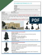 Catalogue Joystick