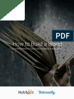 eBook-How to Build a Brand
