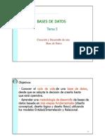 7-Creación y Desarrollo de Una Base de Datos