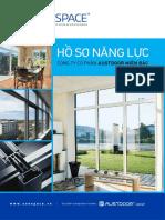 20180123 - File in Company Profile Sunspace