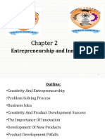 Chapter 02 Creativity_entrepreneurship
