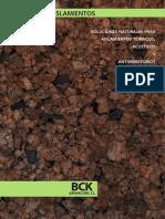 Catalogo Aislamientos 2012
