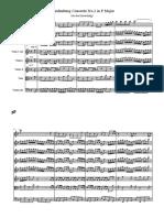 Bach Brandenburg Concert II Part1