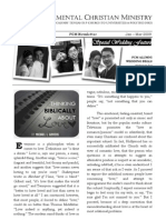FCM Newsletter 2009_V1 (Jan-Mar 09)