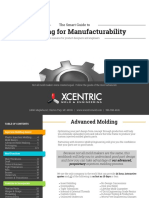 The Smart Guide to Designing for Manufacturability