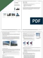 Multistory buildings design