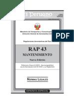 RAP 43