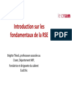Intro Fondamentaux RSE