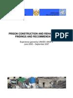 UNODC Prison Program Report 2007
