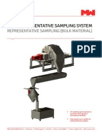 M&W Representative Sampling System - Bulk