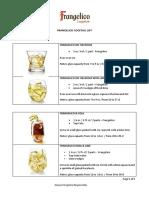 Frangelico Cocktail List - Final