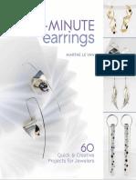 30-Minute Earrings (Marthe Le Van)