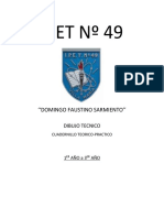 Cuadernillo Dibujo Tecnico 1er a 3 Er Año