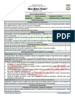 Ejemplo de Unidad Didáctica (Estadística)