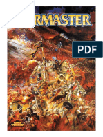 Warmaster Living Rulebook
