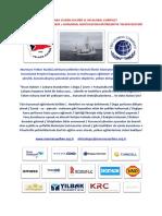 MYK & UN Global Compact KİS + Kurumsal Motivasyon Eğitimleri ve Yelken Desteği (ARD + ONUR)