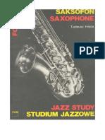 Studium Jazzowe Na Saksofon