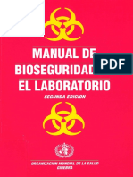 Manual de Bioseguridad en El Laboratorio