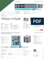 ABB Switch AFS675