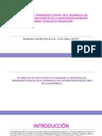 LA INFLUENCIA DEL TRATAMIENTO DENTAL EN EL DESARROLLO DE OSTEORADIONECROSIS DESPUÉS DE LA RADIOTERAPIA MEDIANTE MODERNAS TÉCNICAS DE IRRADIACIÓN