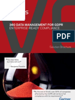 Brochure Veritas 360dm Gdpr Brochure