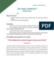Lectura Para La Casa Clase 4 Tomo 5