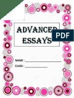 Advanced Essays