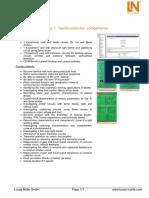 2094 E Course - Electronics 1 Semiconductor Components