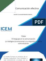 Clase 4 Comunicacion Efectiva