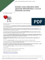 Odontoiatria33 - La Salute Parodontale Come Indicatore Dello Stato Di..