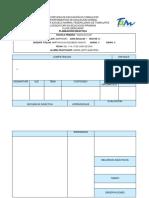 Formato de Planeacion Matematicas