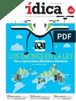 LOS DRONES EN LA LEY