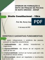 Direito Constitucional Slides 11.03