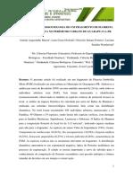 FLORÍSTICA E FITOSSOCIOLOGIA DE UM FRAGMENTO DE FLORESTA OMBRÓFILA MISTA NO PERÍMETRO URBANO DE GUARAPUAVA-PR