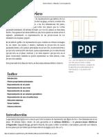 Sistema Diédrico - Wikipedia, La Enciclopedia Libre