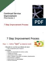 7 Step Improvement Process