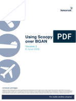 Inmarsat Using Scoopy IP Over BGAN