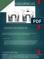 CELDAS-GALVÁNICAS