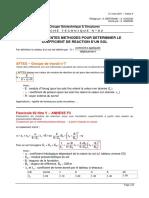 Coefficients de Rigidité [XELIS](2011)