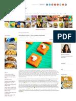 Rava Kesari Recipe _ How to Make Rava Kesari _ Rak's Kitchen
