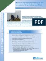 Balticare Maintenance TD0605v01
