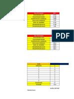 Excel de Textura