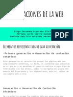 Generaciones de La Web 9B 2 5 20
