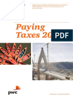 PWC Paying Taxes 2018 Full Report