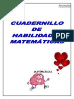 CUADERNILLO  HABILIDADES PARA 7° - MARITZA