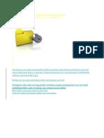 Tutorial Mengunci Folder dengan Password tanpa Software.docx
