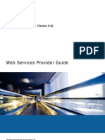 Informatica PowerCenter 9.0 Web Services Provider Guide